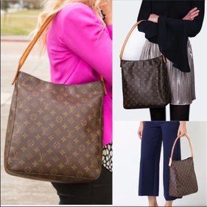✅LIKE NEW ✅Zipper Louis Vuitton shoulder bag